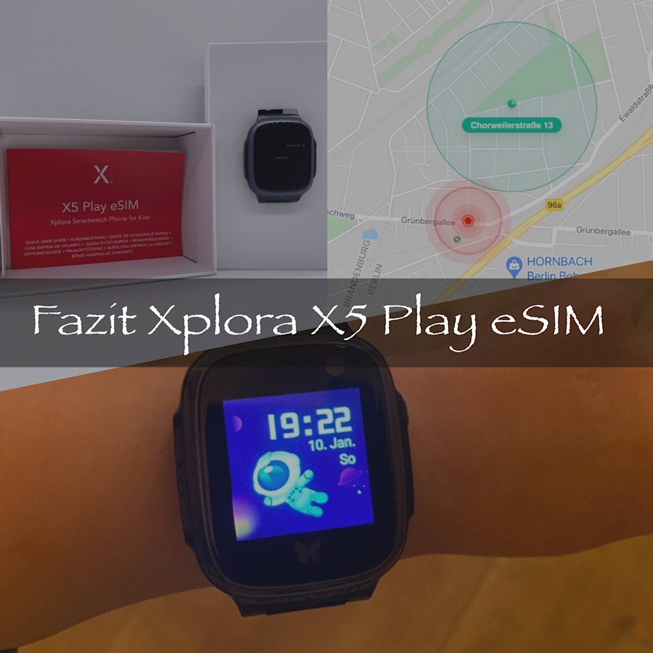 Xplora X5 Play eSIM – mein Fazit