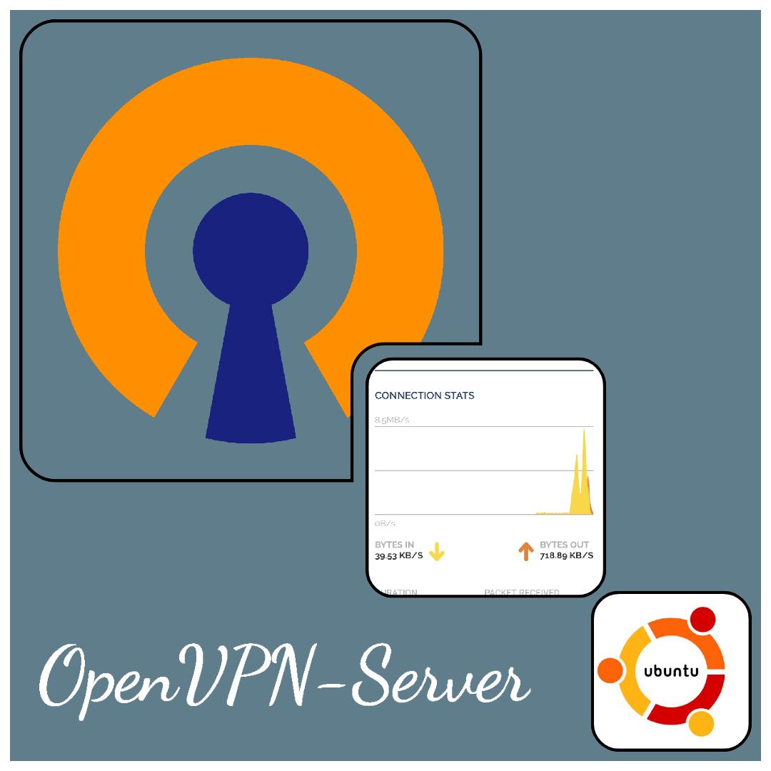 OpenVPN-Server unter Ubuntu-Server 20.04.02 LTS aufsetzen