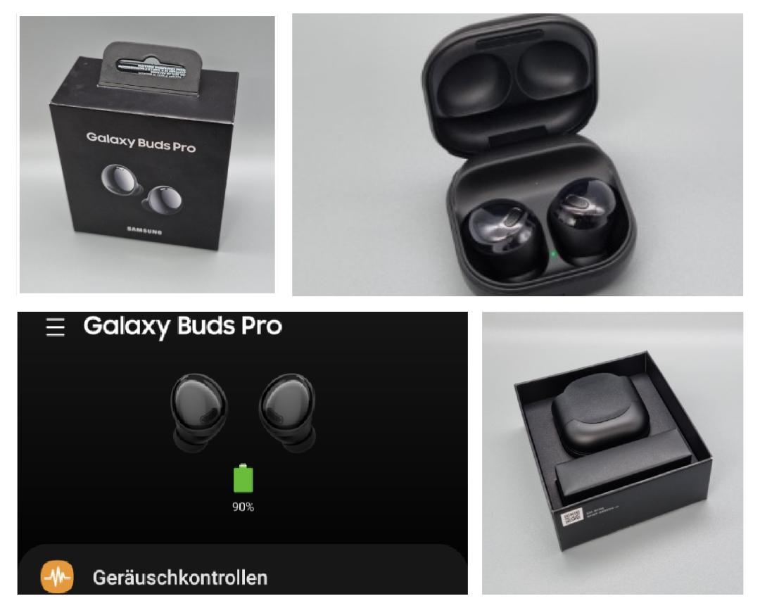 Samsung Galaxy Buds Pro- Vorstellung und Fazit